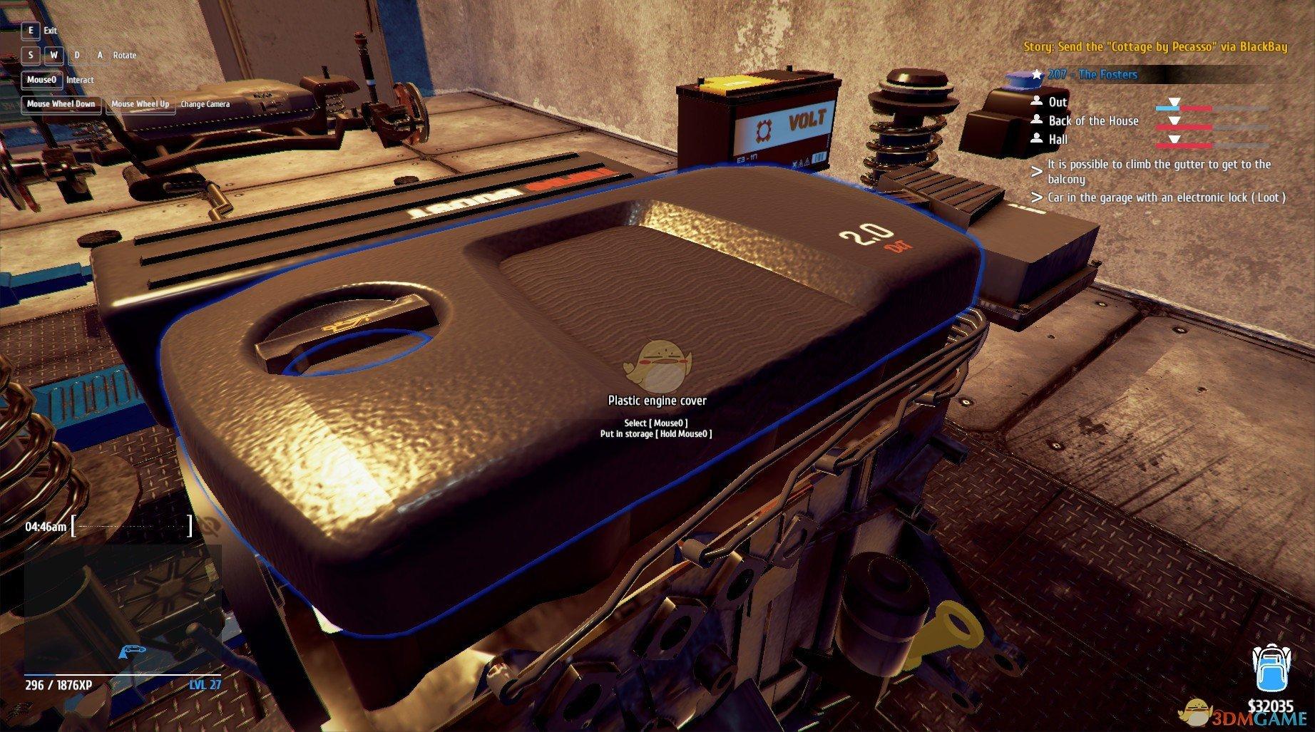 《小偷模拟器》新手注意事项一览