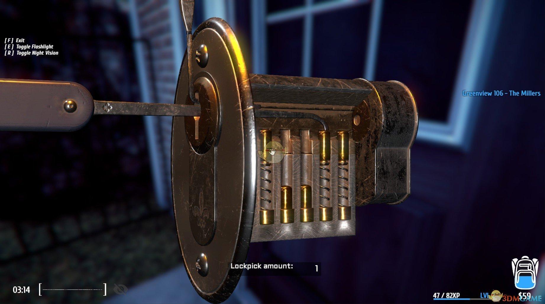 《小偷模拟器》开锁工具及开锁方法一览