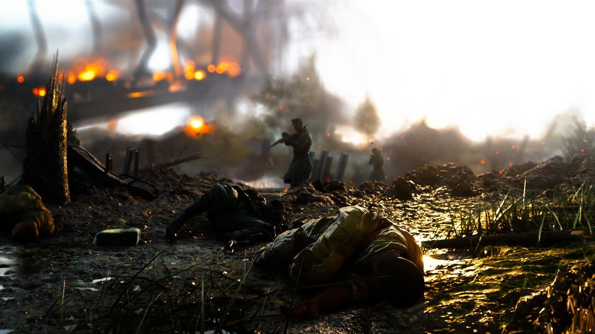 DICE解释《战地5》为何还在坚持单人:它给了我们很多
