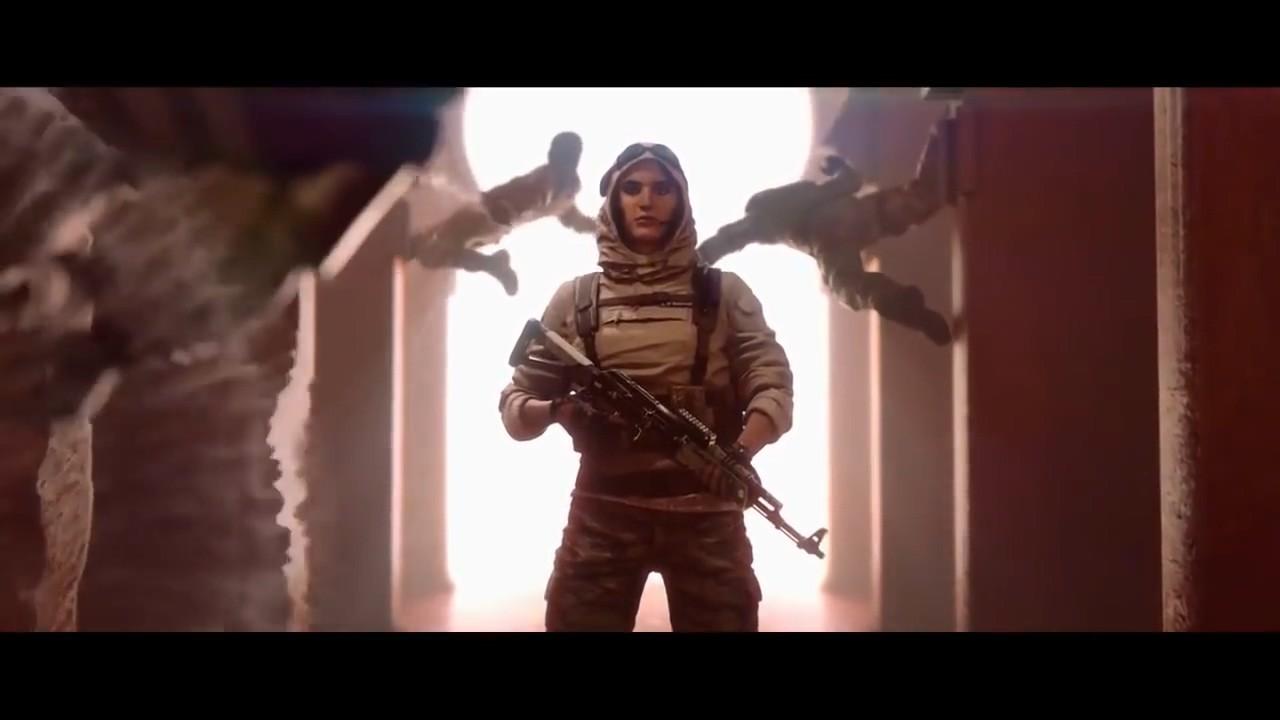 《彩虹六号:围攻》 两位新探员曝光 摩洛哥大神登场