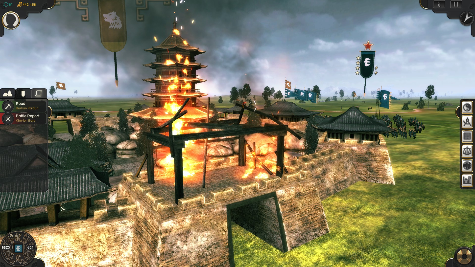 """《东方帝国》新DLC""""成吉思汗""""上线 加入海量新内容"""