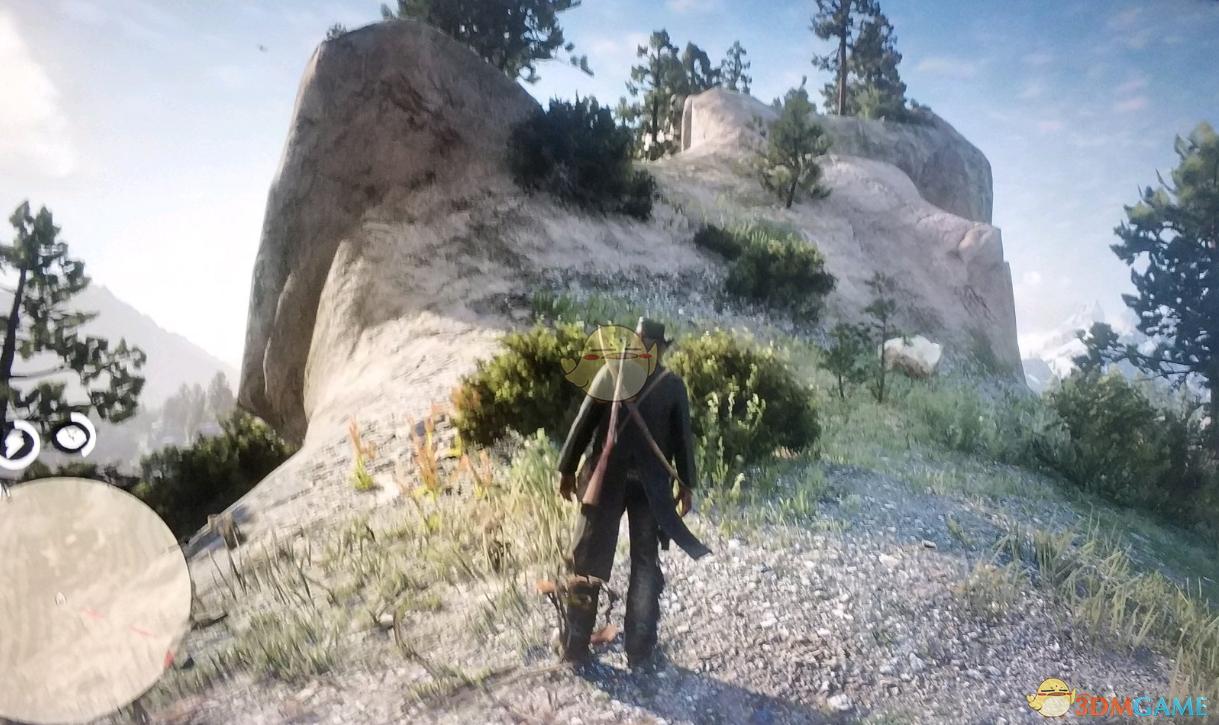 《荒野大镖客2》杰克霍尔帮藏宝图位置分享