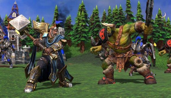 预购《魔兽争霸3:重制版》的玩家可在下个月得原版游戏-迷你酷-MINICOLL