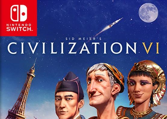 Xbox市场经理称Switch《文明6》才是最有意思的游戏