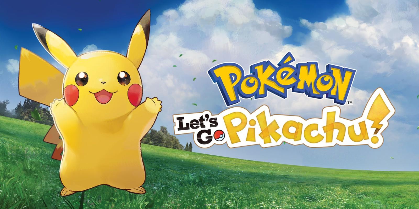 快去尝鲜吧!IGN揭秘《精灵宝可梦:Let's go》的十大革新