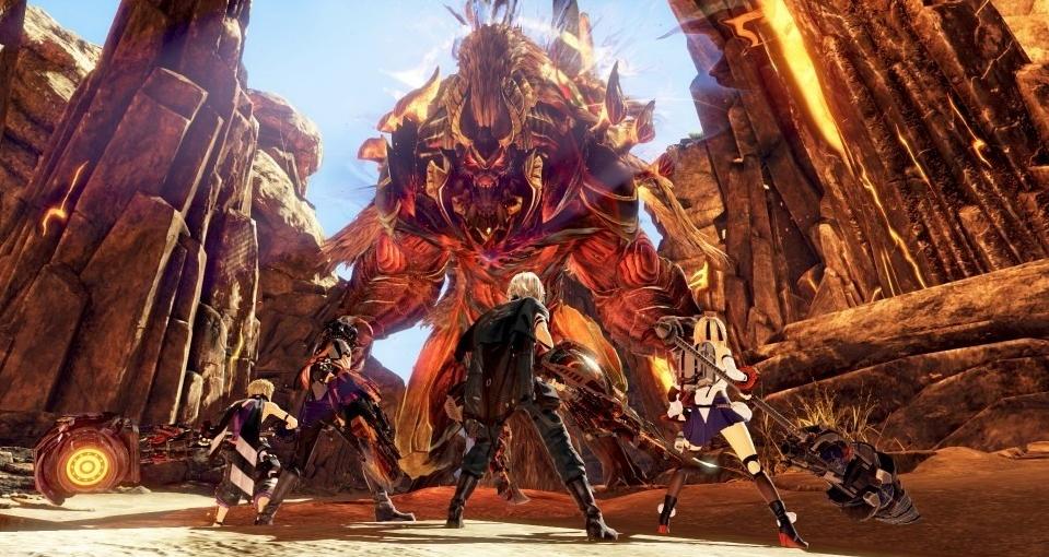 体验良机 《噬神者3》 PS4版最新抢先体验版改11.29日上线