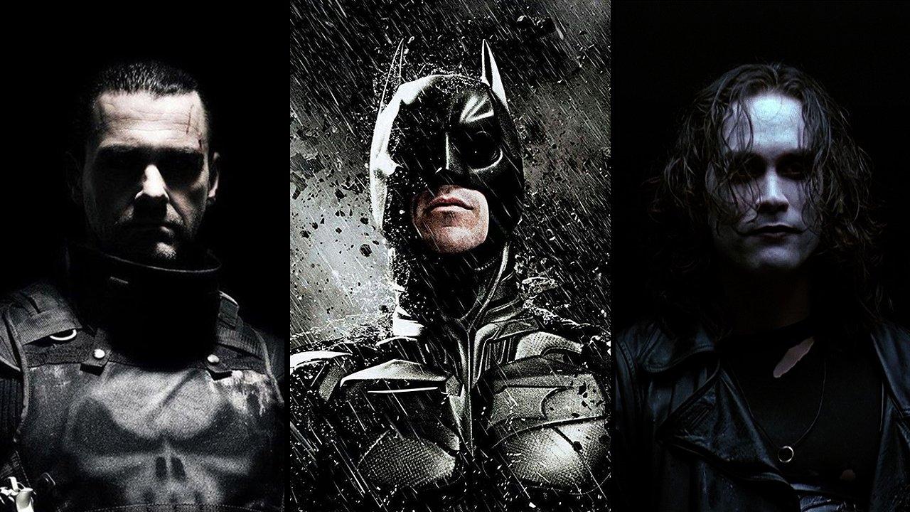 暴力美学!IGN盘点13部史上最黑暗的超级英雄电影