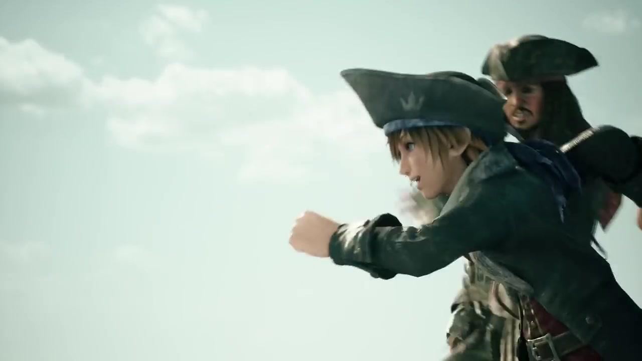"""王国之心3,""""齐心协力""""宣传片展示-迷你酷-MINICOLL"""