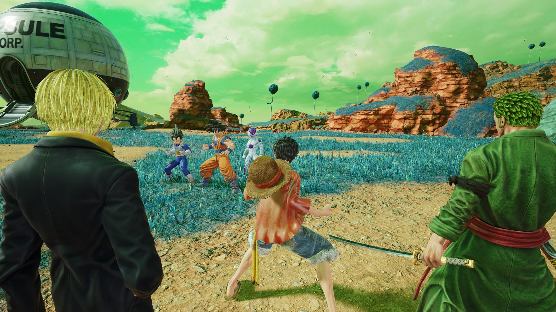 《Jump大乱斗》Steam预购开启 国区298元支持简中