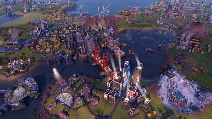 文明VI 《风云变幻》 扩展包将于2019年2月14日上市