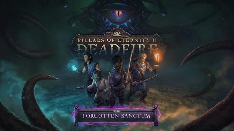 全新冒险! 《永恒之柱2》 新DLC被遗忘的圣殿预告