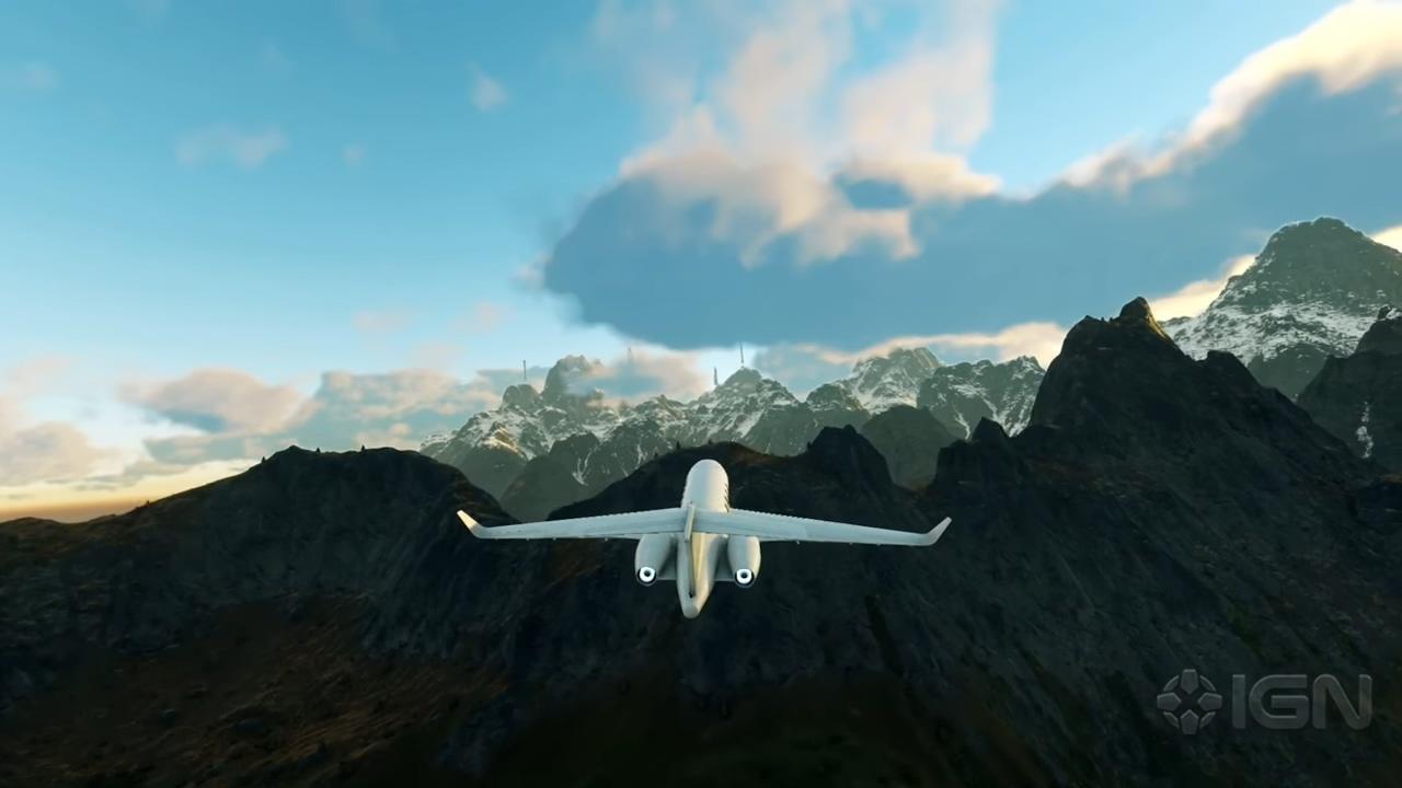 《正当防卫4》真的很大 新视频带你穿越整个地图