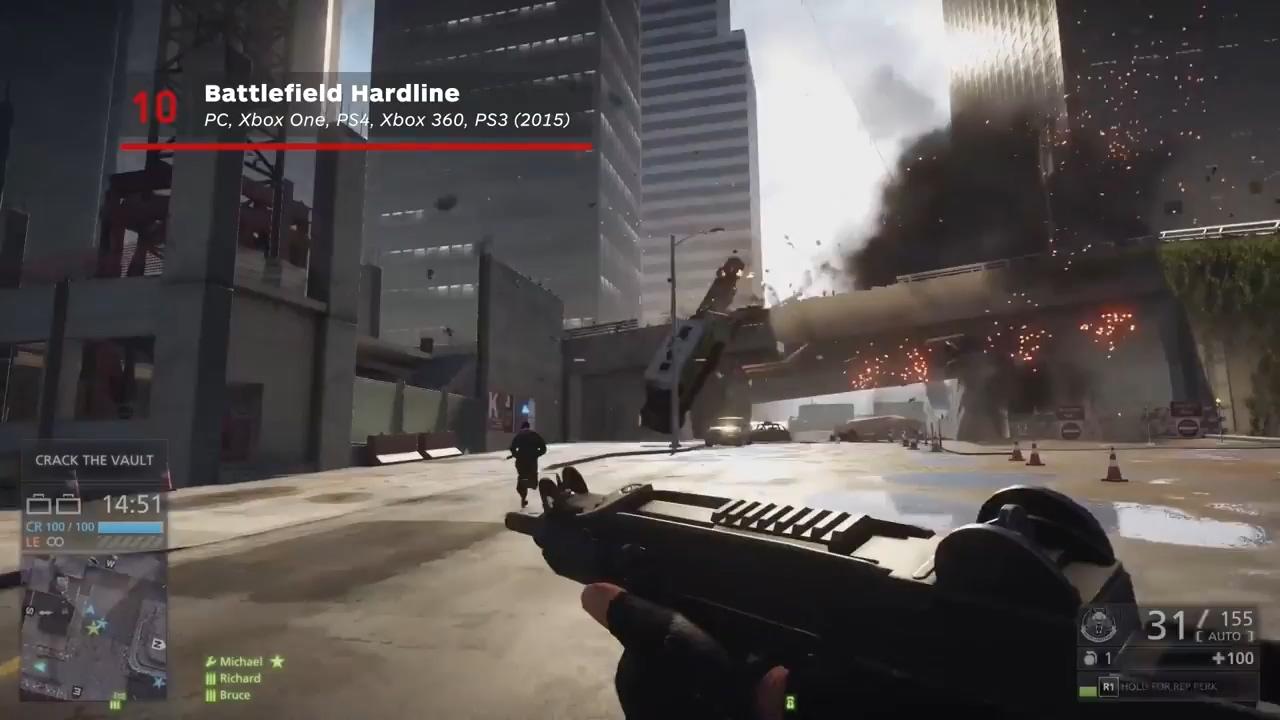 IGN评十大《战地》游戏!《战地2》排第一