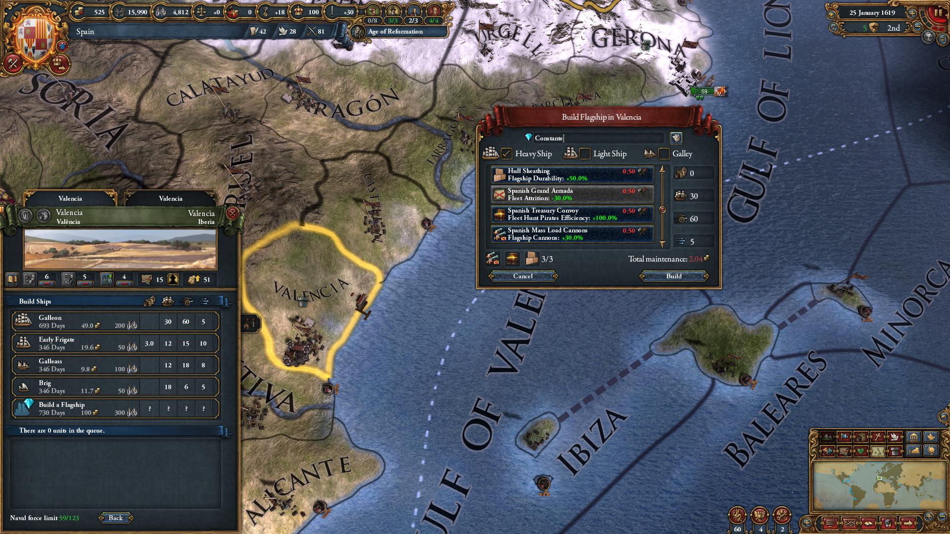 《欧陆风云4》新DLC黄金世纪公布 在美洲殖民掠夺黄金