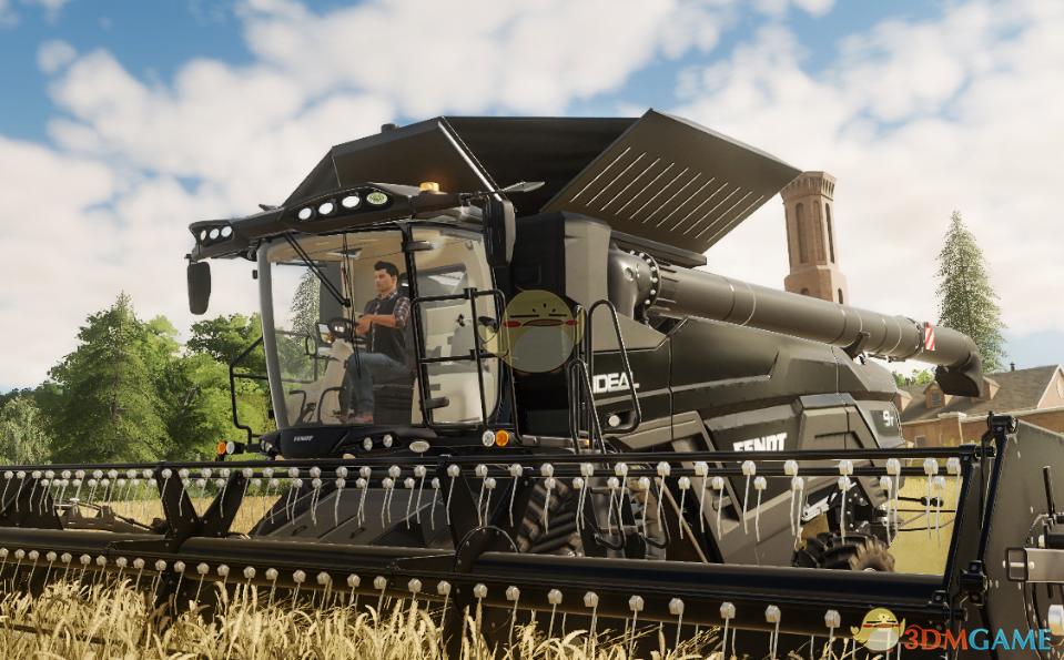 《模拟农场19》砍树操作方法分享