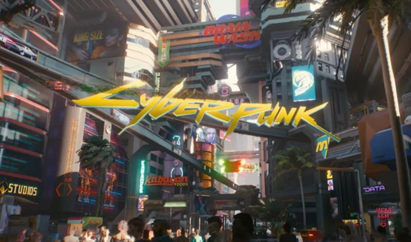 《赛博朋克2077》世界规模细节:向上和向下都很大