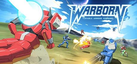 卡通风机甲战棋新游《Warborn》确定19年登陆全主流平台