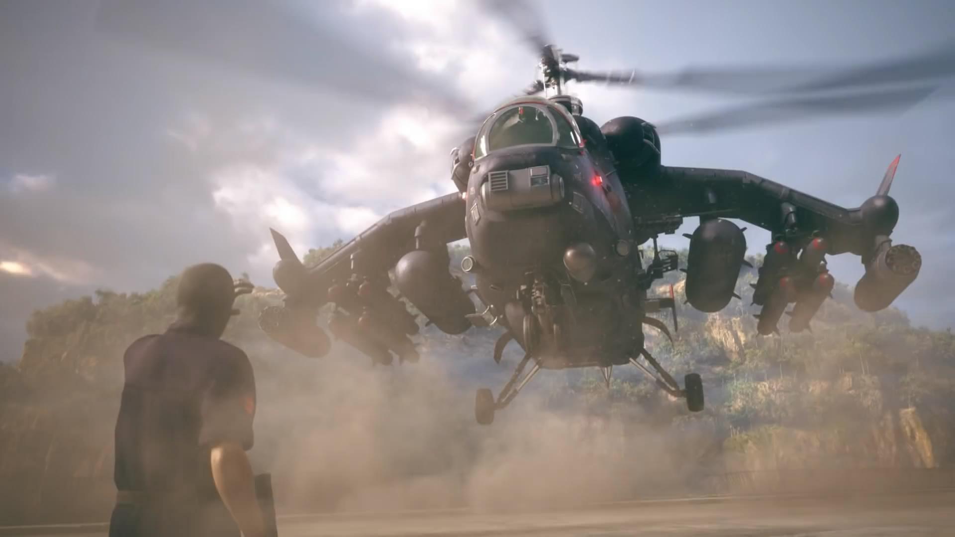 《正当防卫4》电影级新预告 男主进入龙卷风场面震撼