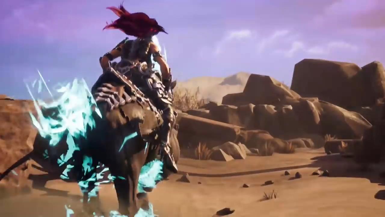 """《暗黑血统3》""""无名之马""""宣传片 新截图发布"""