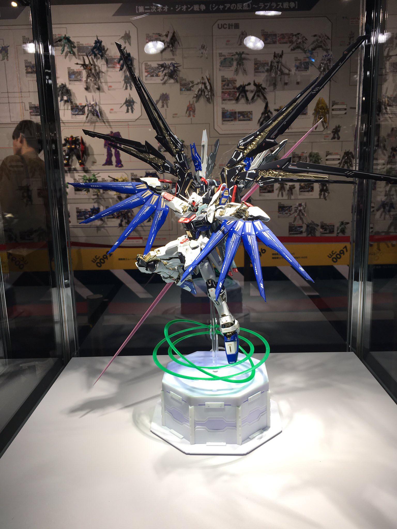 游戏资讯_2018日本最佳高达模型赛果揭晓 前三名机体长这样_3DM单机