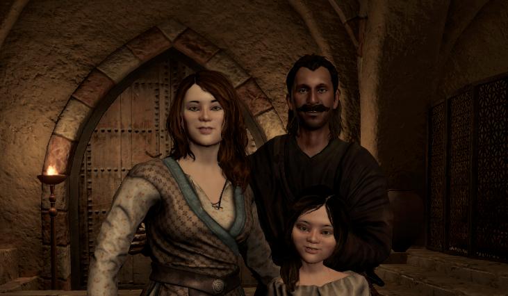 在《骑马与砍杀2》中,玩家可以结婚生子
