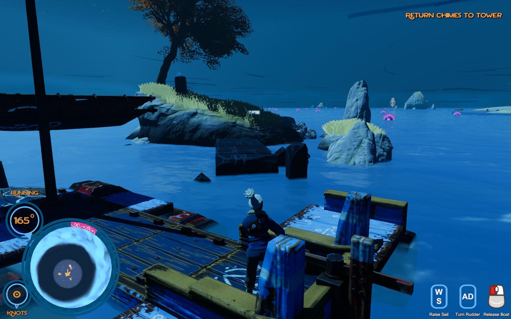 《出航》PC版前瞻:造艘大船扬帆起航