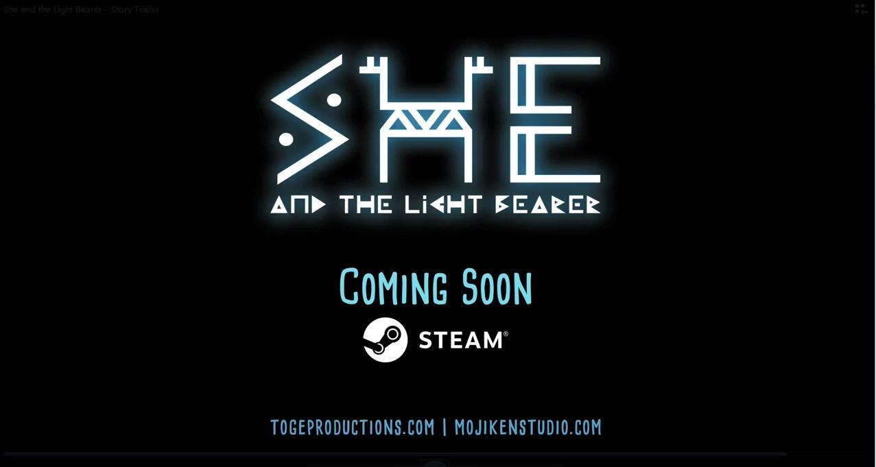 小清新冒险解谜 《她与光明的肩负者》试玩版发布