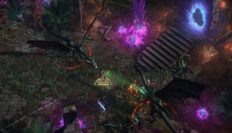 《开拓者:拥王者》首个DLC公布 加入新种族新职业