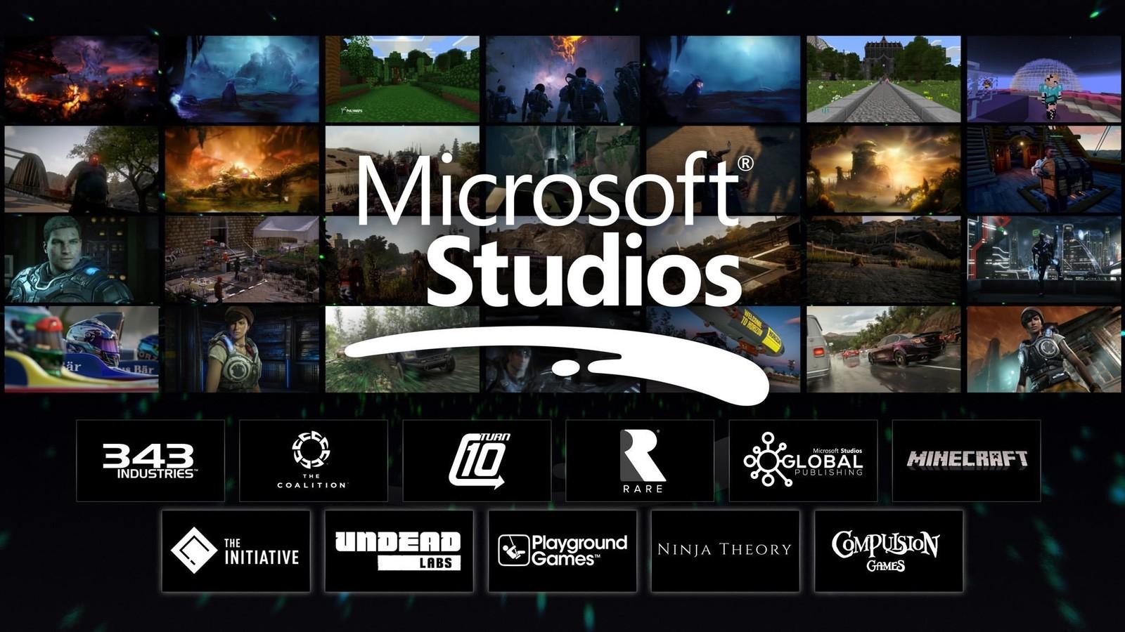 微软将为新收购的Xbox Exclusive工作室提供梦想预算