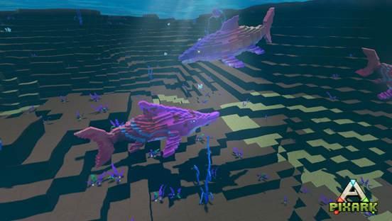 求生欲爆炸有多可怕?快看《方块方舟》新出的五种生物