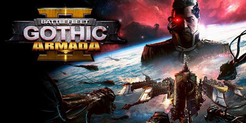 《哥特舰队:阿玛达2》新演示视频 宇宙战舰疯狂交火