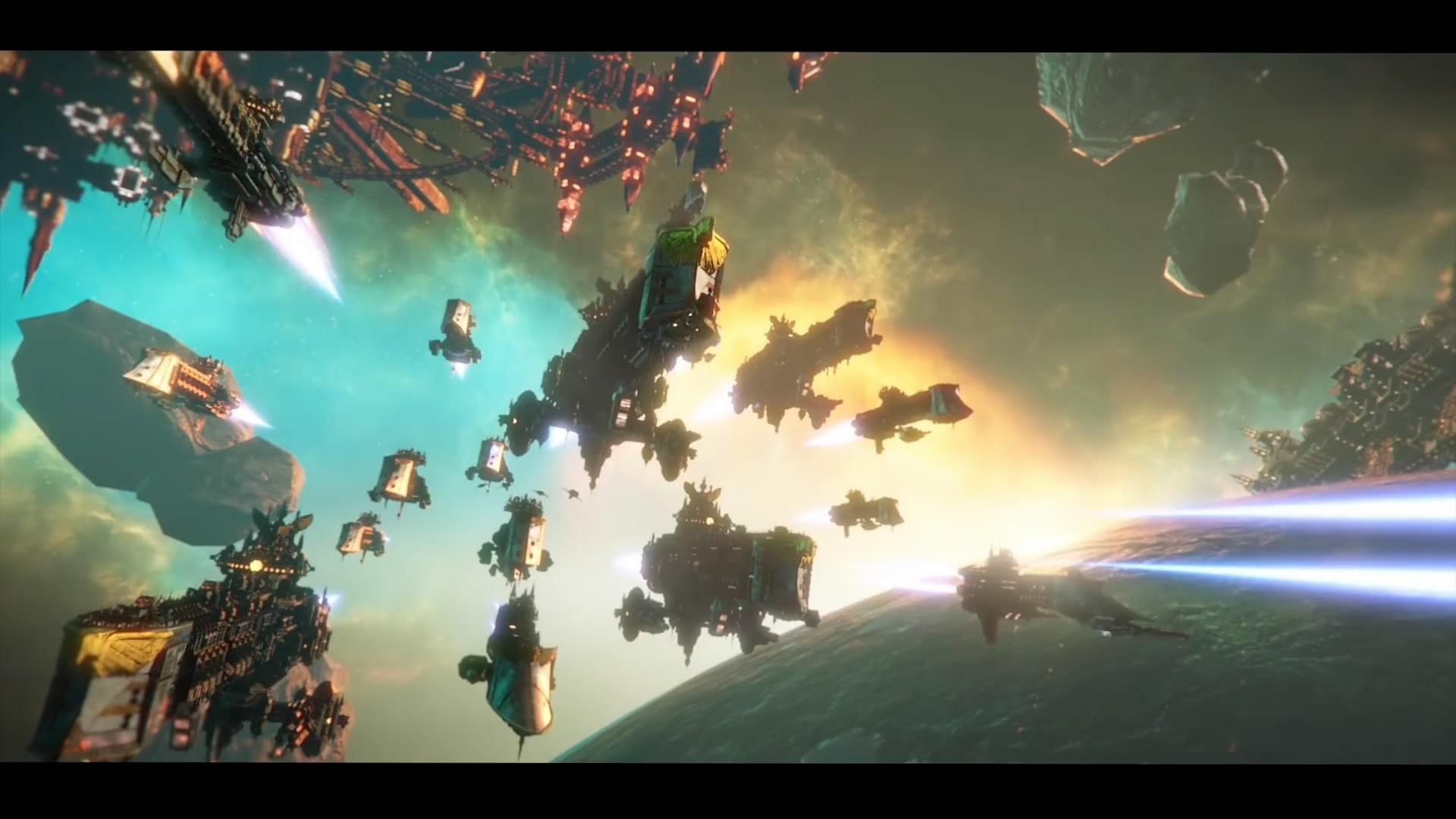 《哥特舰队:阿玛达2》新v舰队视频视频宇宙疯跳舞战舰格斗图片