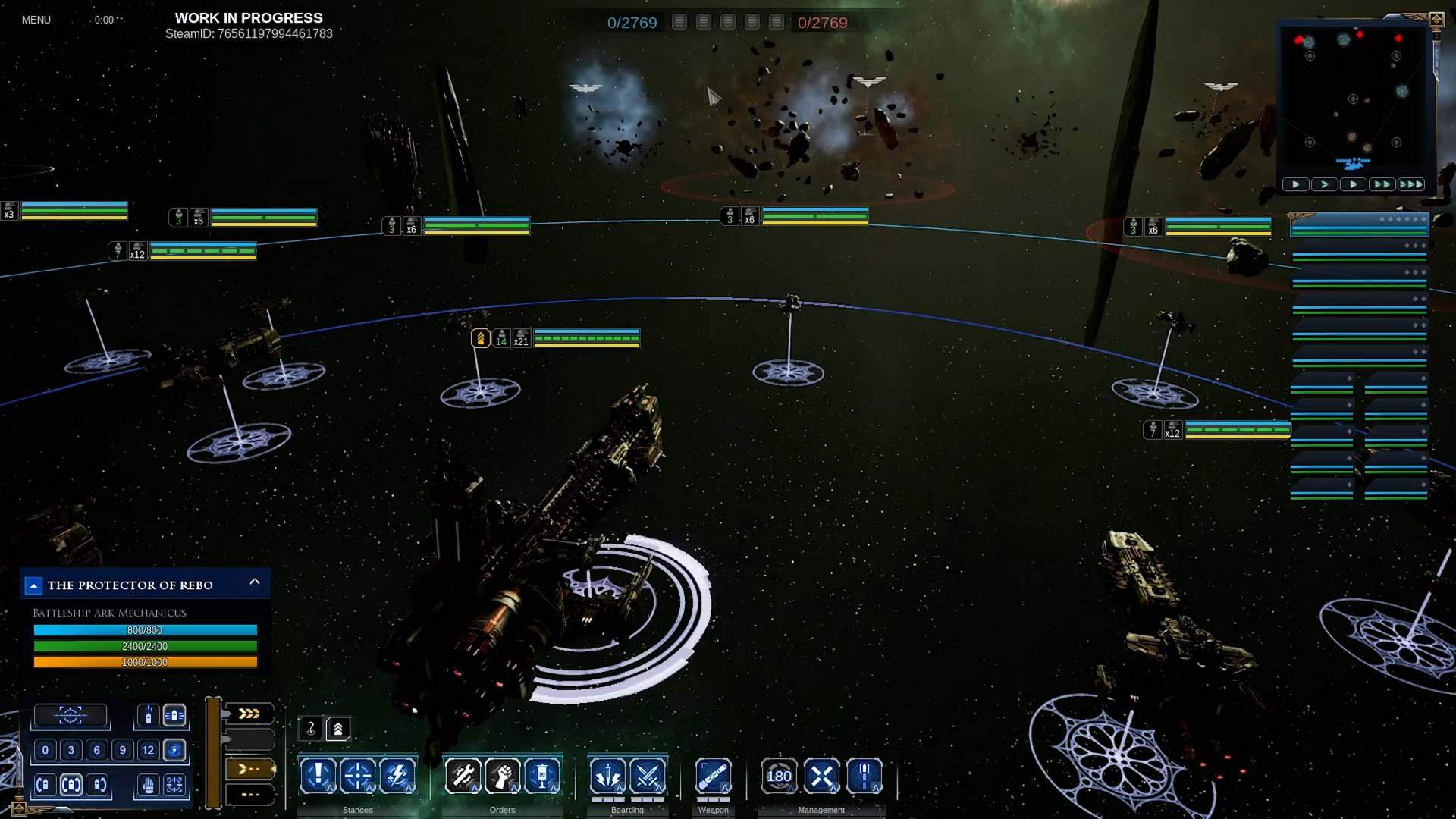 《哥特战舰:阿玛达2》新v战舰宇宙舰队视频疯视频卡点点图片