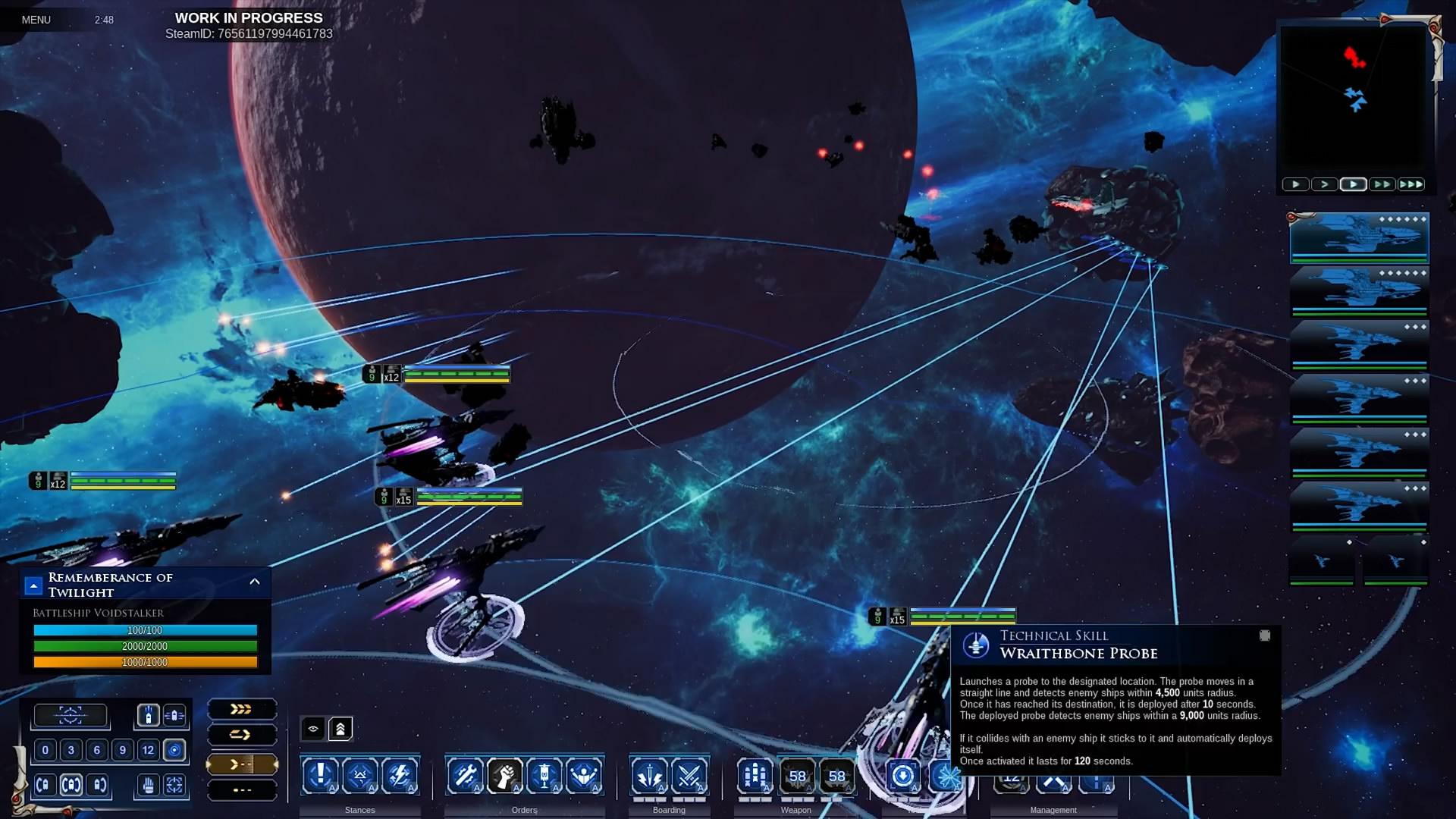 《哥特视频:阿玛达2》新v视频宇宙视频舰队疯vod战舰30图片