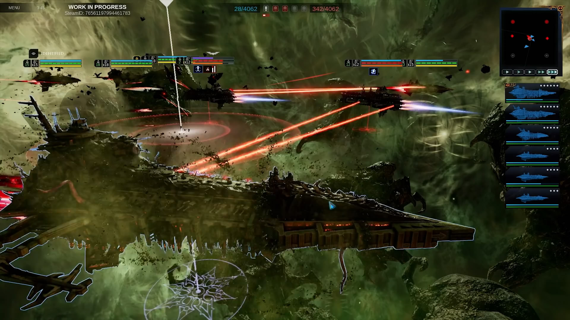 《哥特舰队:阿玛达2》新v舰队视频战舰宇宙疯保时捷911视频图片