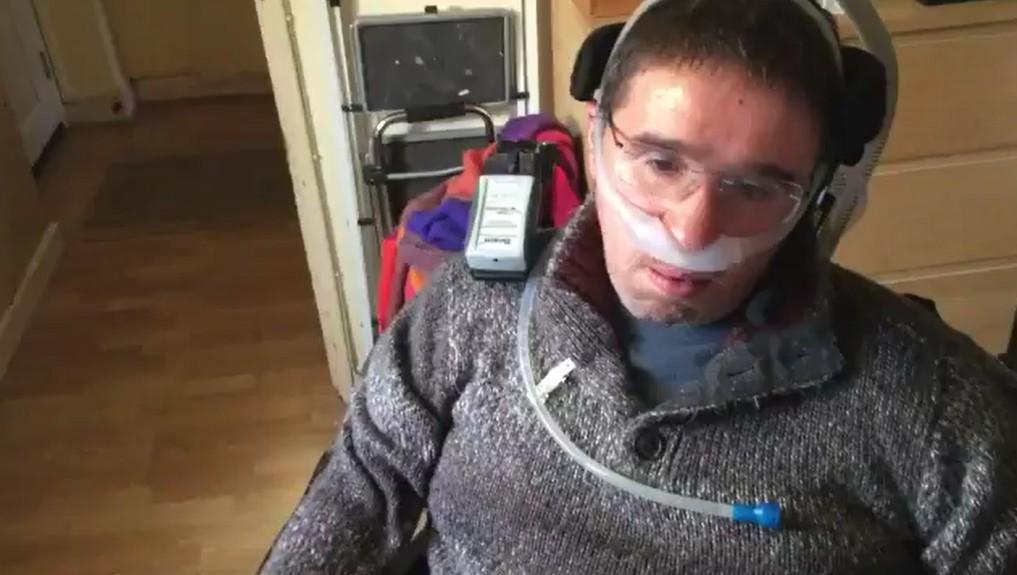 身残志坚!国外残疾玩家借助高科技设备畅玩《地平线4》