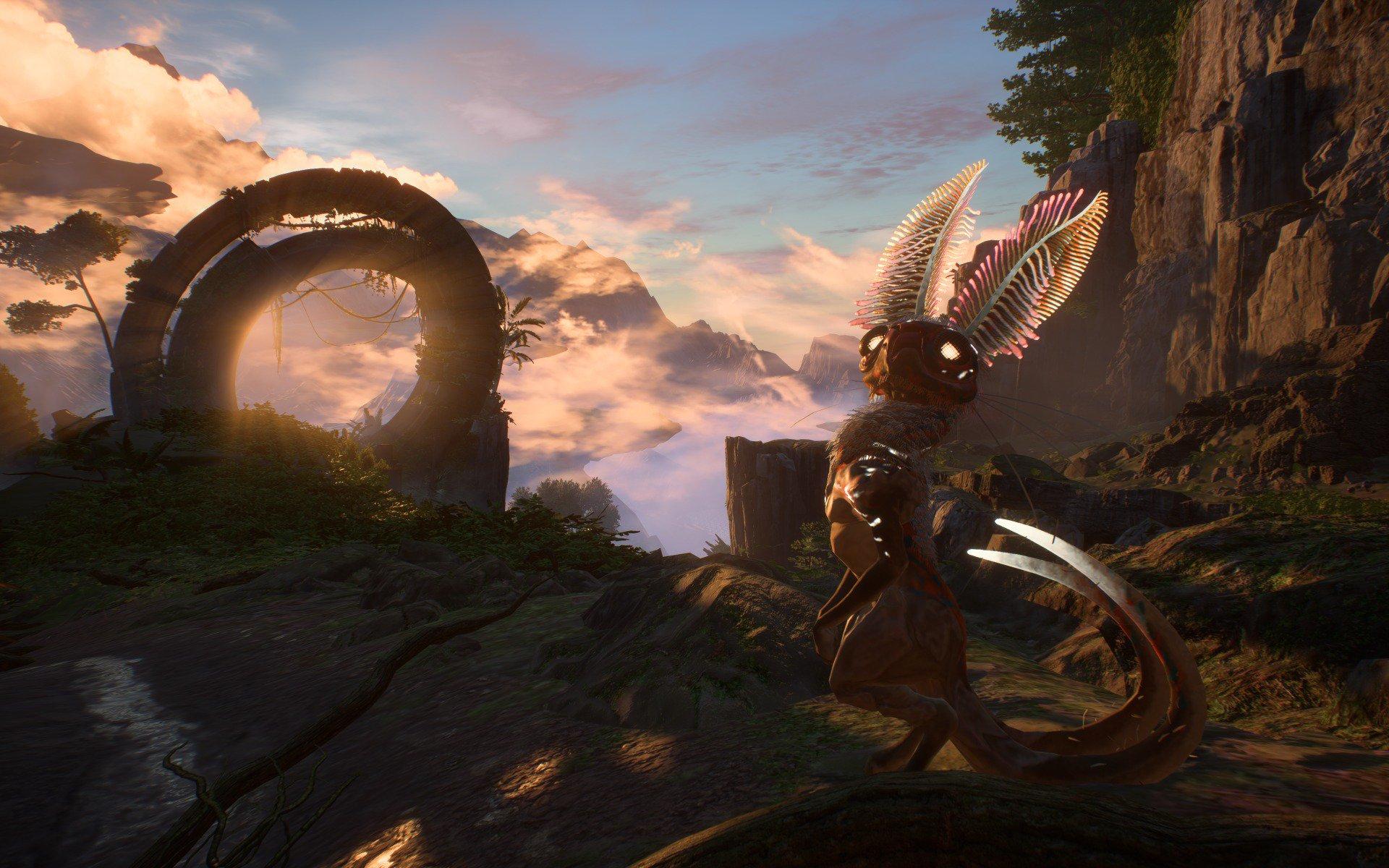 《圣歌》精美新截图发布 展示新的环境和敌人