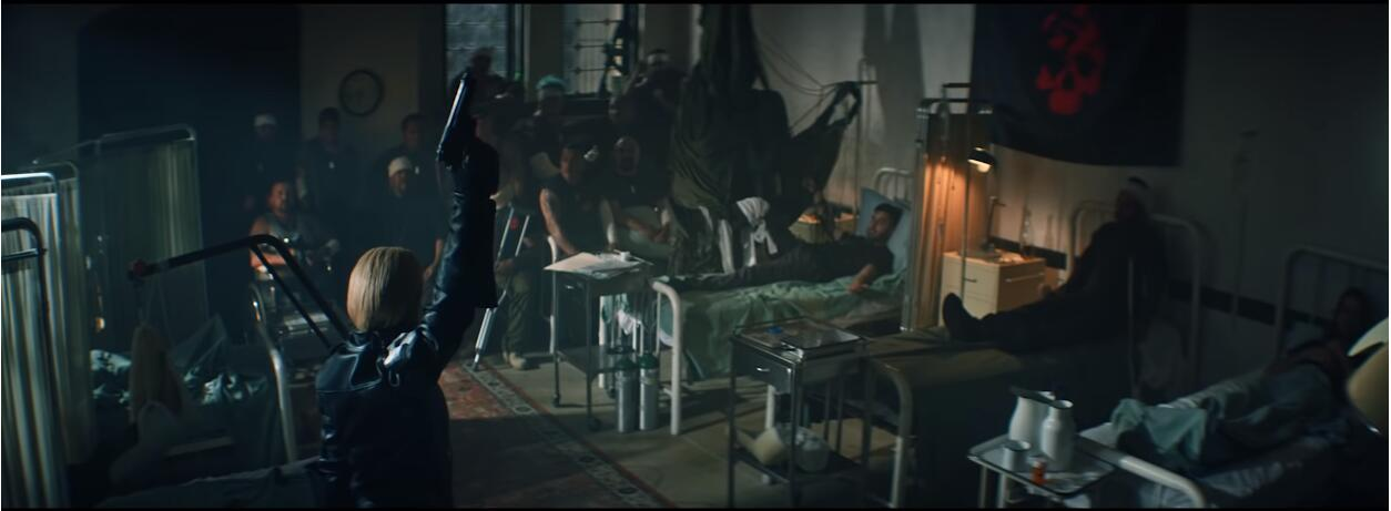 """《正当防卫4》新预告片  """"他单枪匹马做到了这一切?"""""""
