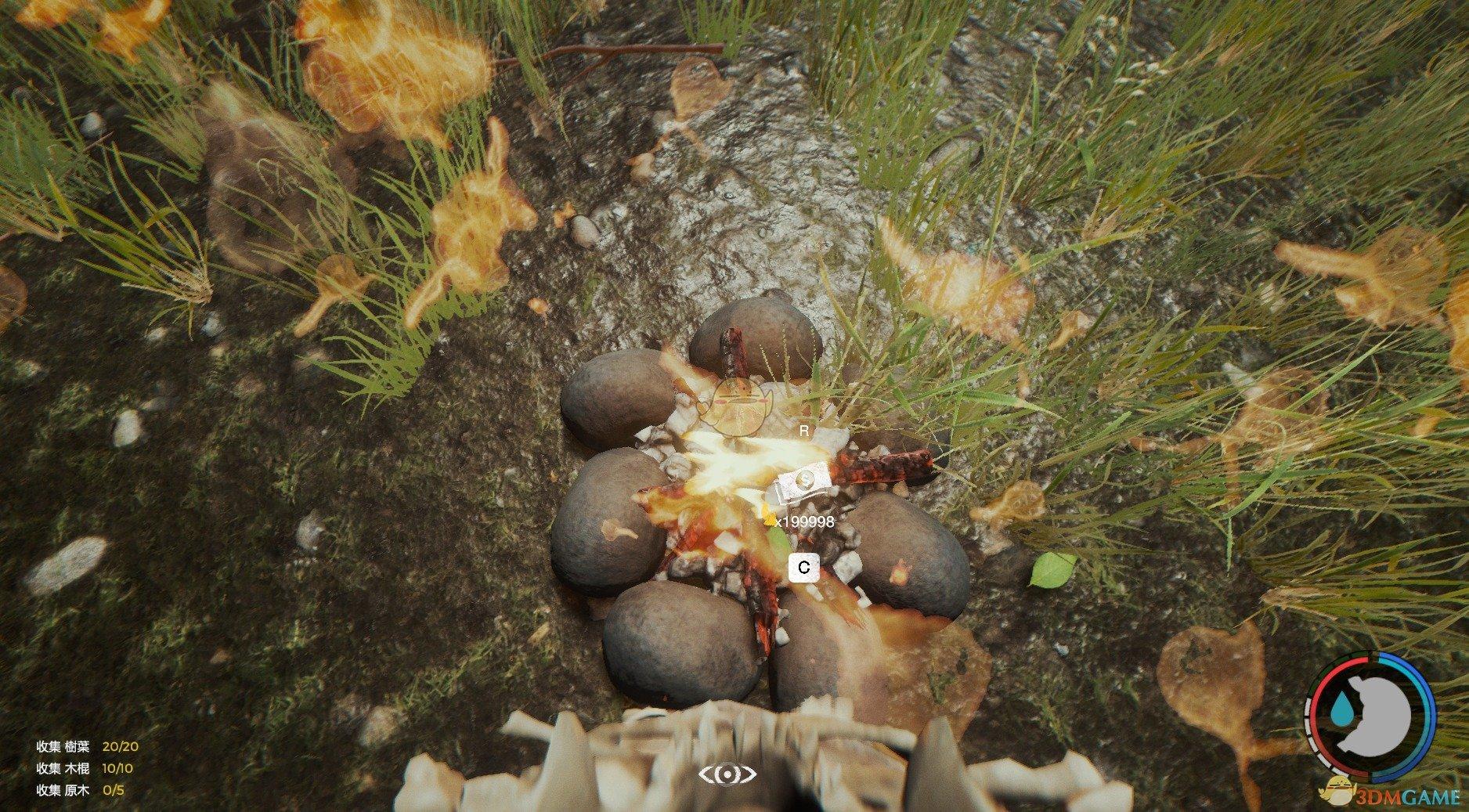 《森林》迷失森林生计攻略之——负面作用介绍