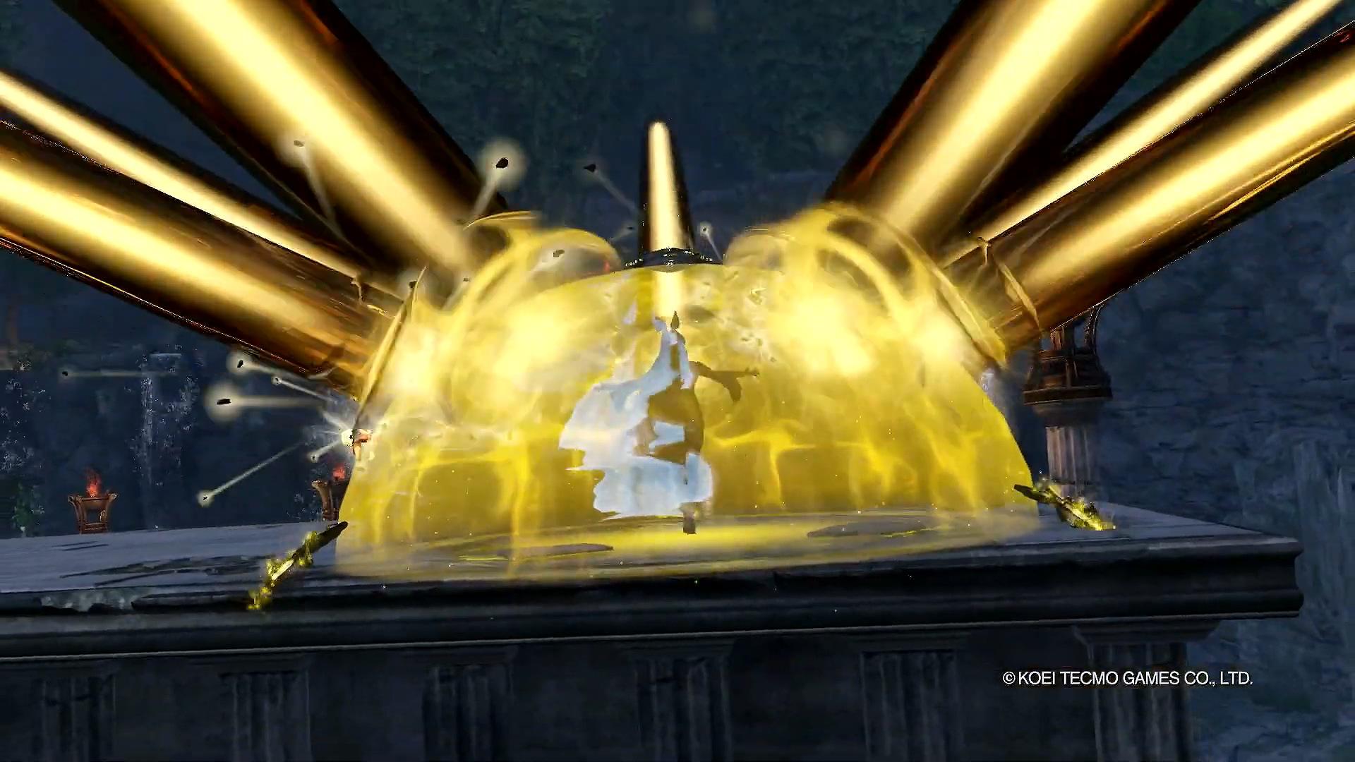 """11月29日《无双大蛇3》挑战模式新增""""流星""""玩法"""