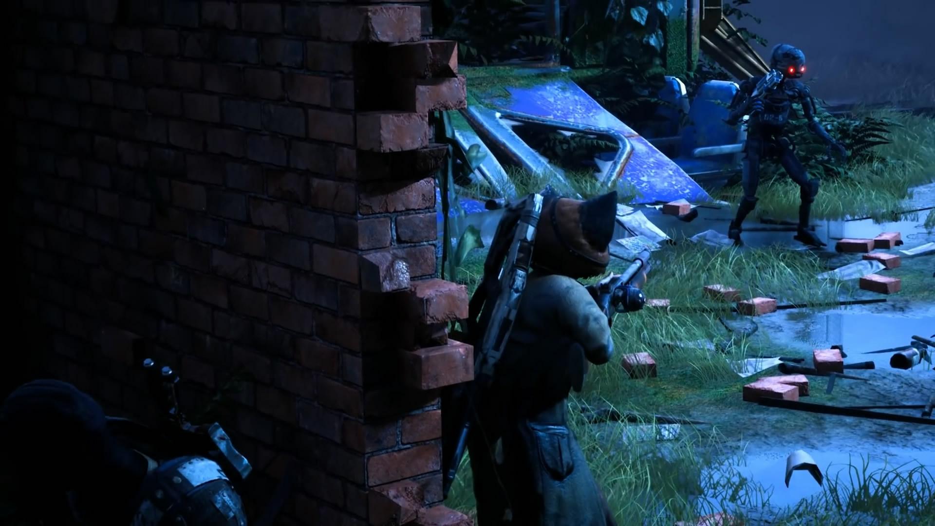 《突变元年:伊甸之路》新预告 狐狸女刺客本领高强