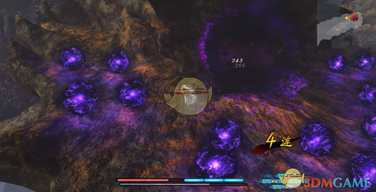《古剑奇谭3》BOSS异种魔招式详解