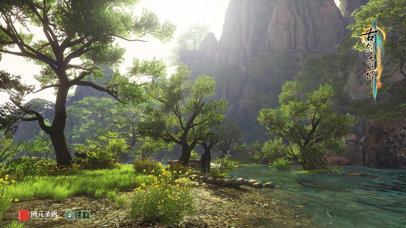 《古剑奇谭三》 今日起登陆WeGame 全平台多周目继承开启