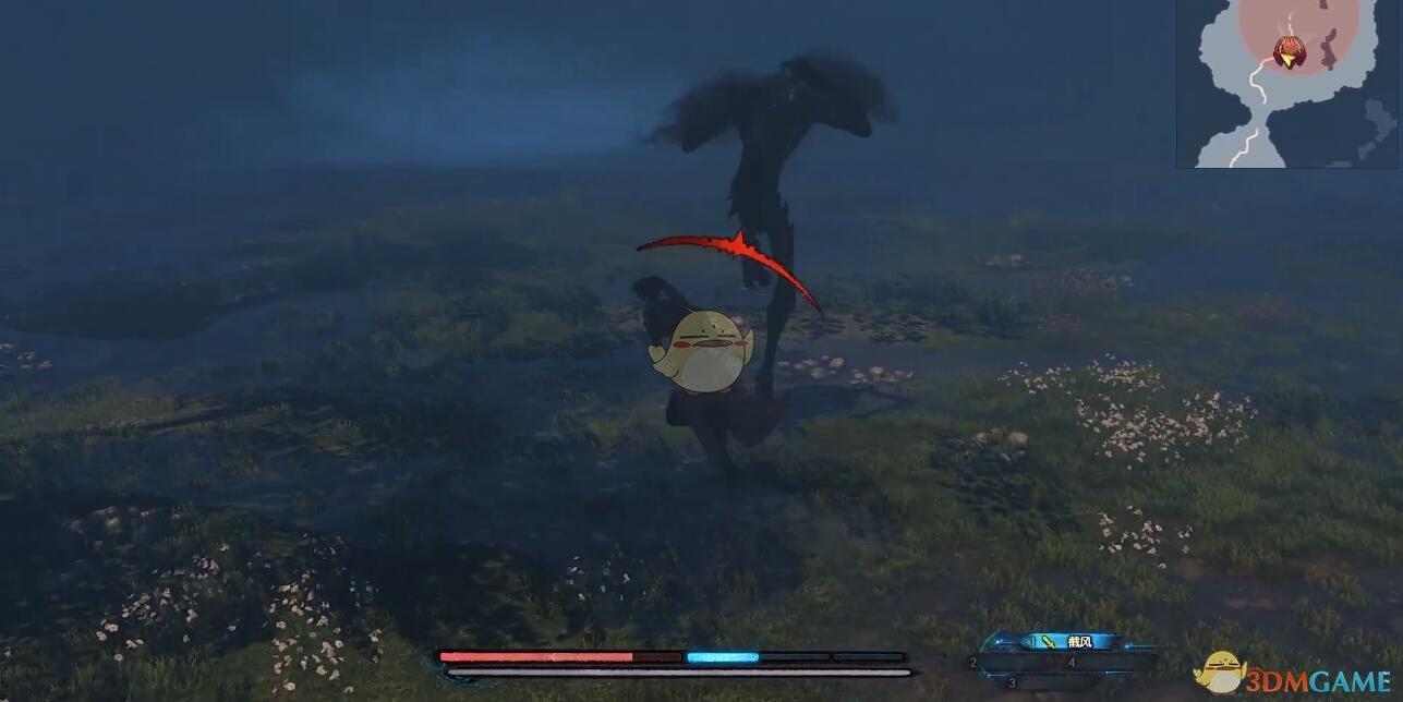 《古剑奇谭3》BOSS蜃气化身招式动作详解
