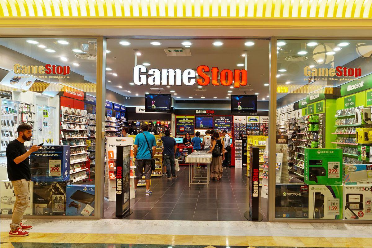 2部年度大作在美游戏零售巨头GameStop上销量欠佳