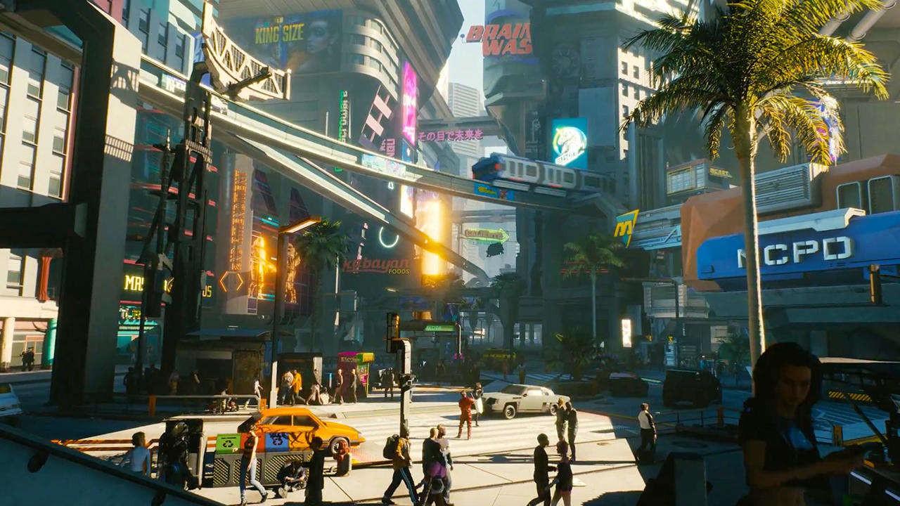 《赛博朋克2077》无缝叙事体验 游戏任务让人印象深刻