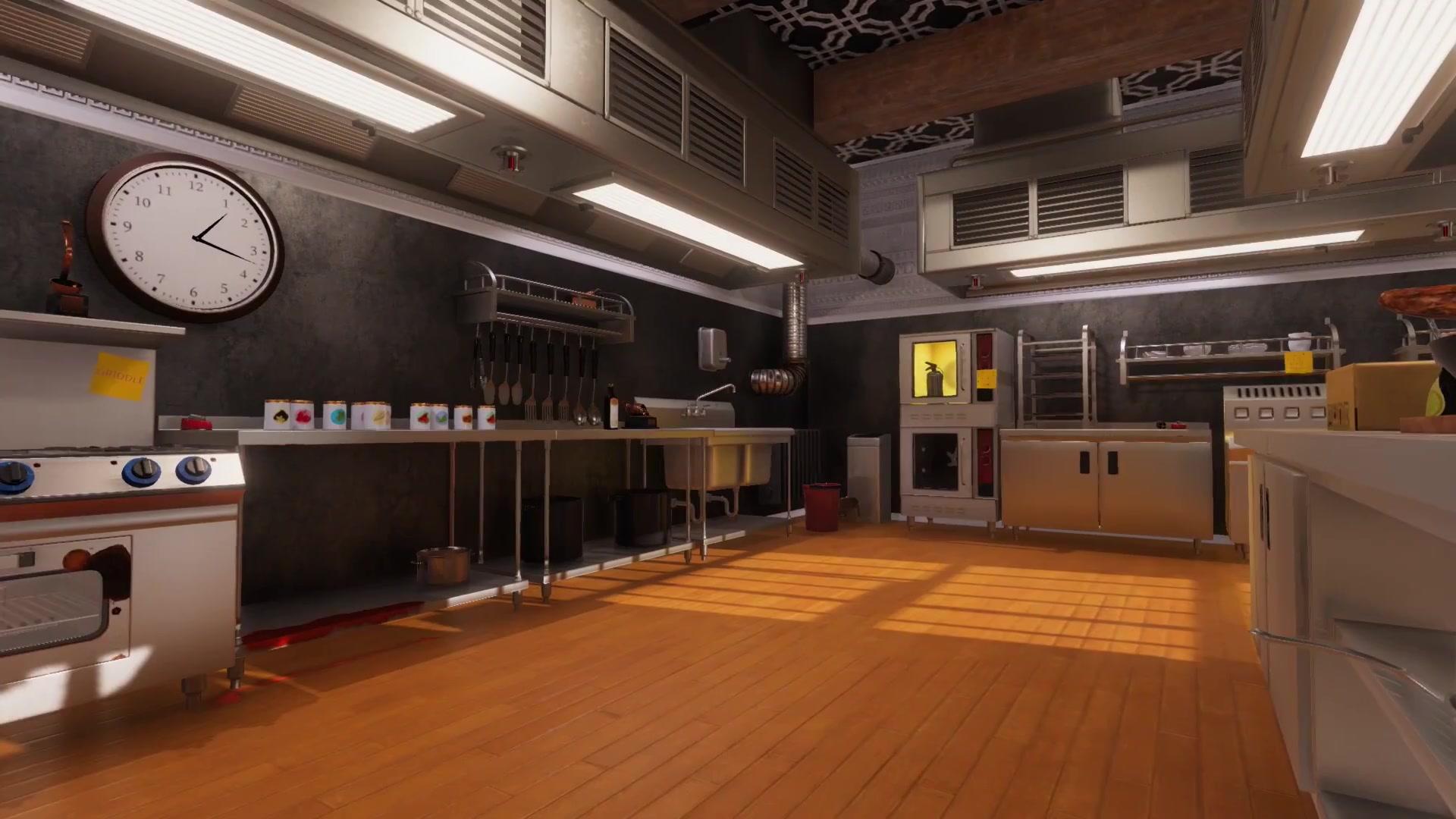 《料理模拟器》明年年初登陆PC 黑暗料理界风云再起