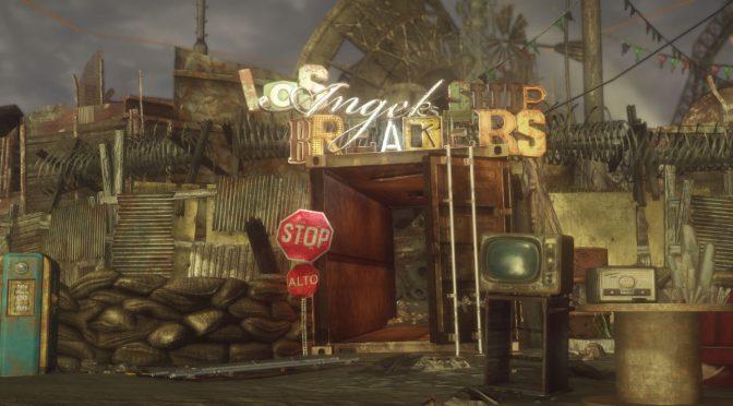 玩家自制大型前传《辐射:新加利福尼亚》发布重要新版本
