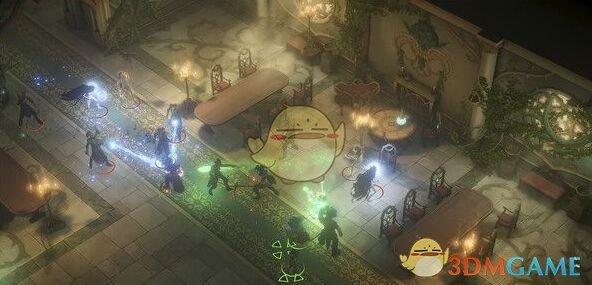 《开拓者:拥王者》孤独的坟任务触发方法介绍