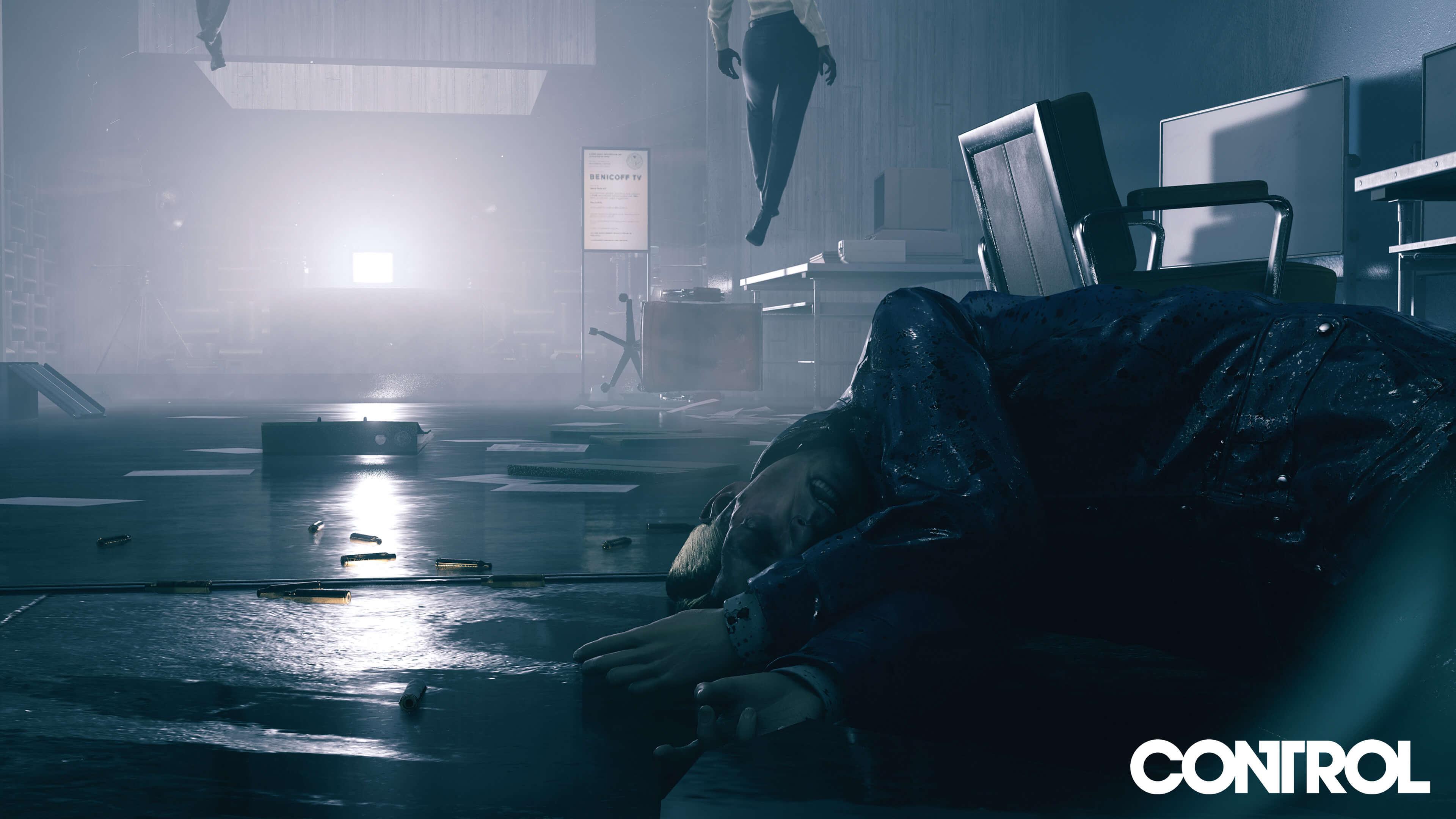 导演确认 《控制》 包含DLC没有游戏内微交易